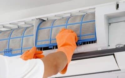 Le nettoyage d'air climatisé mural : Quand faut-il le réaliser ?